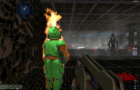 mod game x fighting doom mod takes the fight to lv 426 and the alien