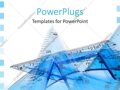 powerpoint templates for geometry powerpoint template math geometry set with semi