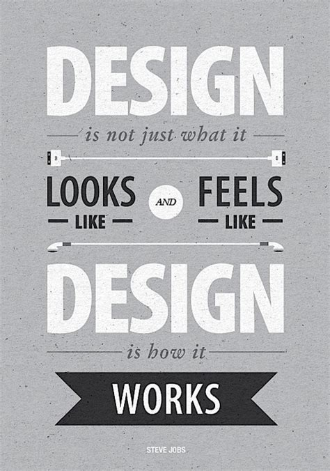 design is not only what it looks like being the richest man in the cemetery doesn t matter to me