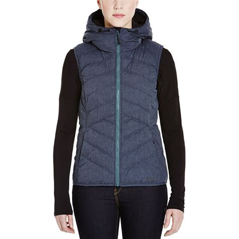 bench vests bench brightsky hooded vest women s