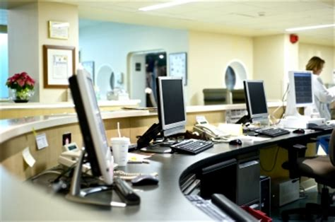 hospital front desk hiring medical building construction remodel serving wa id
