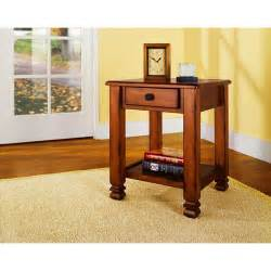 summit mountain end table by altra walmart