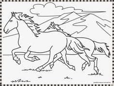Shoo Kuda Liar mewarnai gambar anak kuda poni yang lucu gambar mewarnai