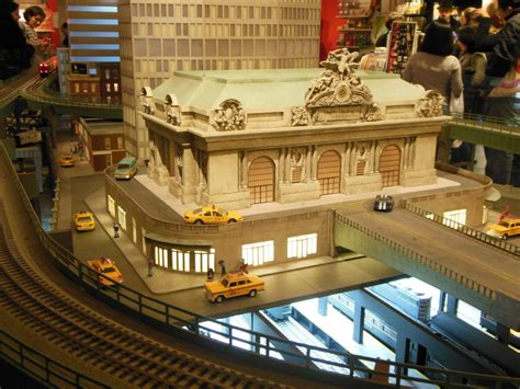 grand central station  scale model railroad hobo laments