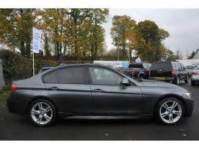 enquire on a used bmw 3 series 320d m sport 4dr step auto