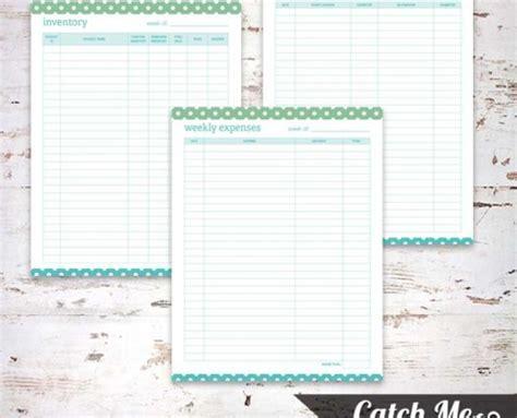 weekly business planner free printable 6 best images of business planner printable free