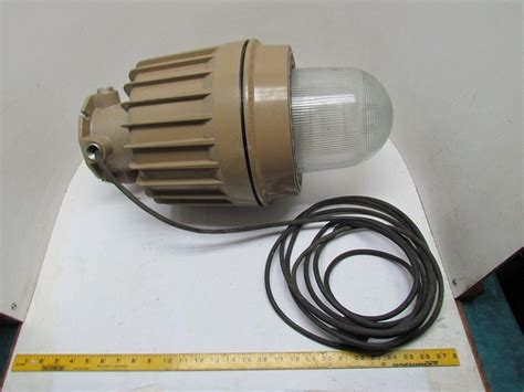 Explosion Proof Lighting Fixture Hubbell Killark Ezh250 Hostile Lite Enviroment Light