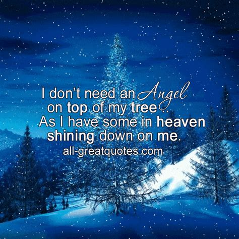 christmas  heaven cards  dont   angel  top   tree
