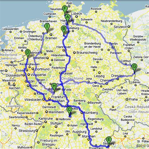 germany attractions map maps update 500621 germany travel map germany