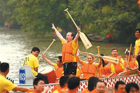 dragon boat festival hangzhou dragon boat races highlight hangzhou culture