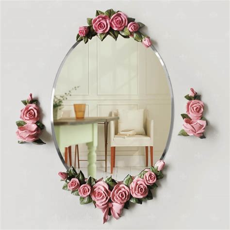 home decor mirror free shipping the european waterproof mirror retro