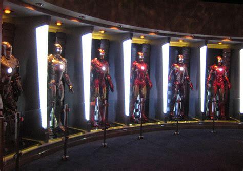 tony starks hall armor toylab