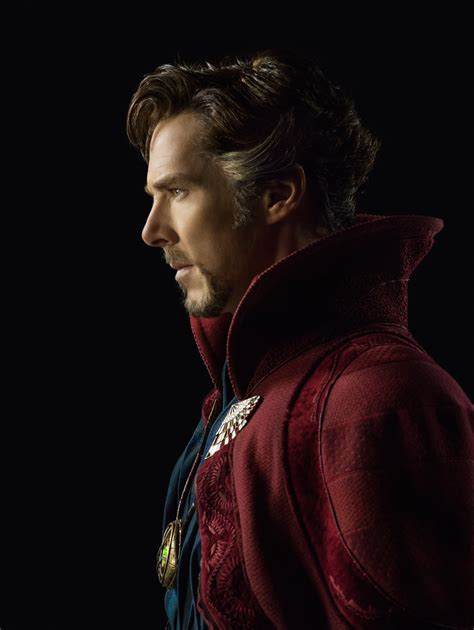 doctor strange cumberbatch couldn t look better as marvel s doctor