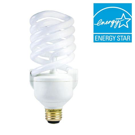 Lu Philips Spiral 5 Watt philips 50 100 150w equivalent soft white 2700k spiral 3