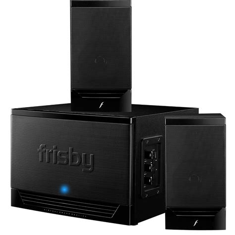Bluetooth Speaker 2 1 Dazumba Dw166g frisby 2 1 channel multimedia bluetooth subwoofer speaker system w usb sd bt ebay