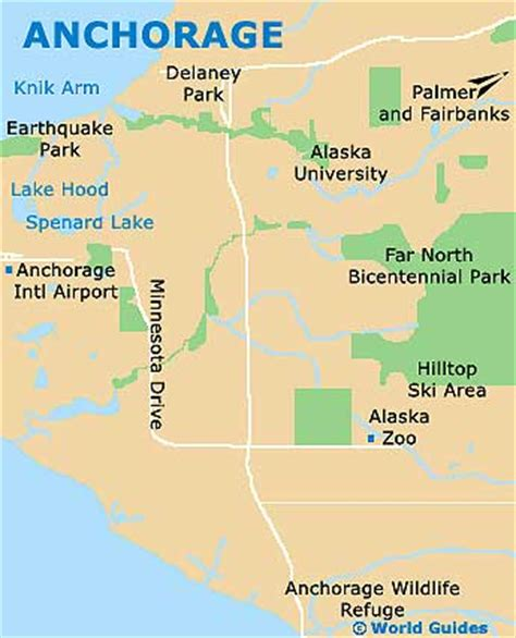 anchorage usa map map of ted anchorage airport anc orientation