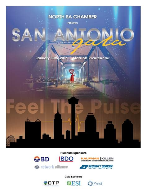 2016 North San Antonio Chamber Gala   eEmployers Solutions