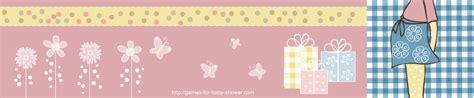 Nursery Name Banner by Free Printable Baby Shower Bingo Game