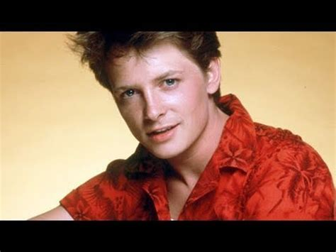 michael j fox young back to the future michael j fox from back to the future to spin city youtube