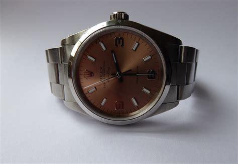 Uhrenarmband Polieren Lassen by Erledigt Rolex Air King 14000m Aus 2003 Uhrforum