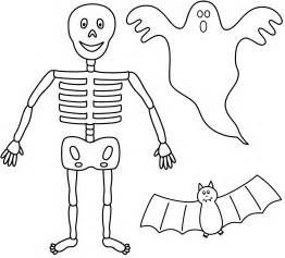 halloween skeleton drawing festival collections