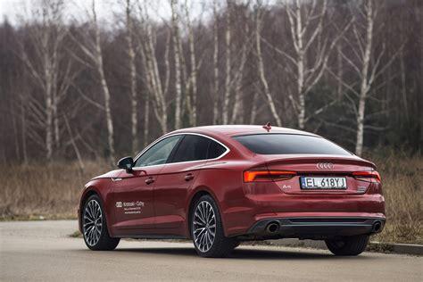 Audi A5 Sportback 2 0 Tfsi by Audi A5 Sportback 2 0 Tfsi 252 Km Quattro S Tronic Test