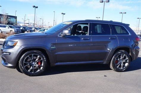 jeep grand for sale 2014 2014 jeep grand srt8 for sale