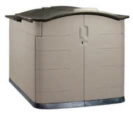 exclusive garden shed with 5 x 3 plastic outdoor storage bins and great rubbermaid outdoor