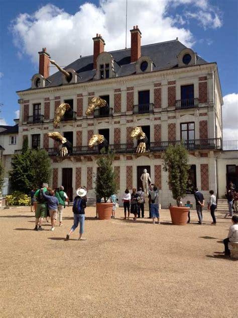 chateau royal de blois la de la magie and blois