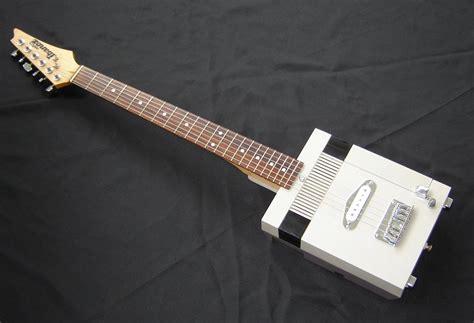 How To Make A Handmade Guitar - nintendo nes electric guitar gadgetsin