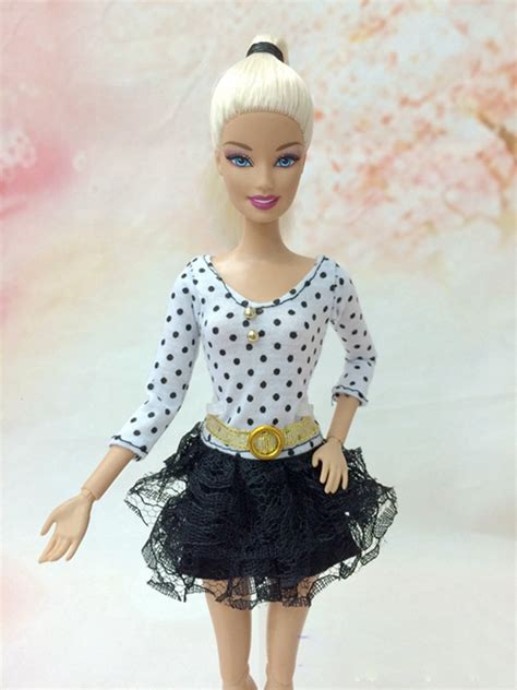 dolls house clothes popular barbie tutu dress buy cheap barbie tutu dress lots