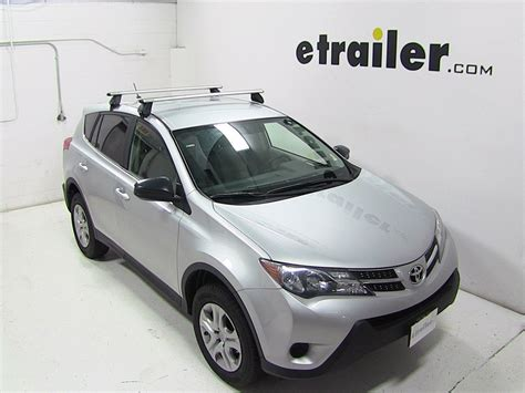 Roof Rack For Toyota Rav4 by Roof Rack For 2013 Toyota Rav4 Etrailer