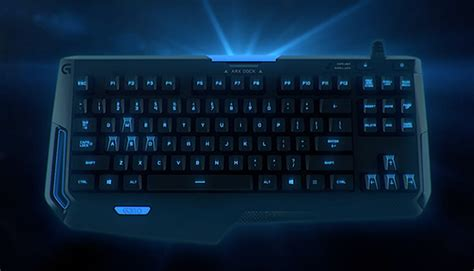 Keyboard Logitech G310 logitech g g310 atlas compact mechanical gaming keyboard