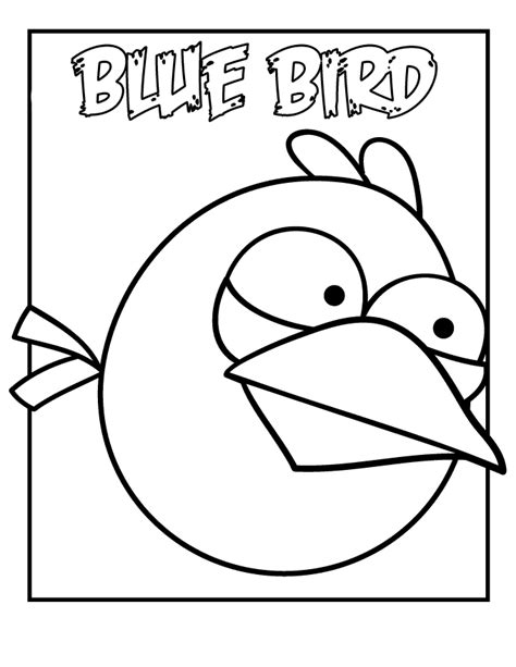 Free Printable Coloring Pages Cool Coloring Pages Angry Angry Birds Free Coloring Pages