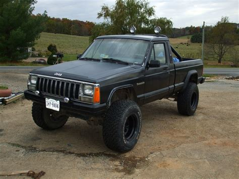 1989 Jeep Comanche Comancheman89 1989 Jeep Comanche Regular Cab Specs Photos