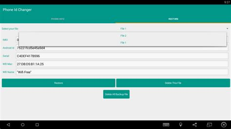 aptoide xposed device id imei changer xposed download apk for android