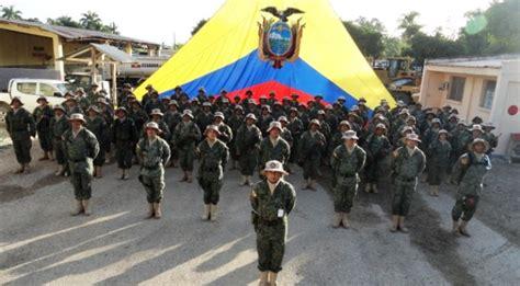 pago juicios a la ff aa 2016 militares ecuatorianos inconformes con el proyecto de
