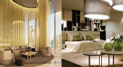 damac residence luxury hotels in dubai with a stunning view