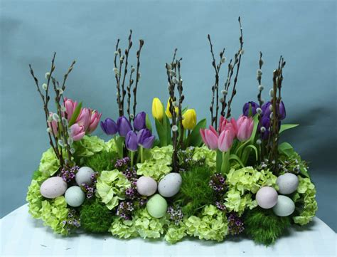 easter arrangements florist friday recap 3 16 3 22 easter s on its way
