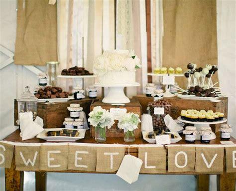 wedding desserts ideas wedding dessert table ideas 3 0716