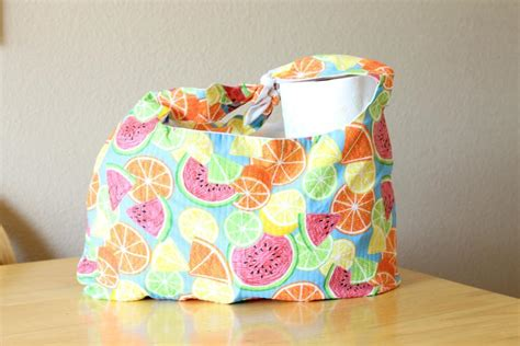 sewing pattern grocery bag reusable grocery bag by chelsea b sewing pattern