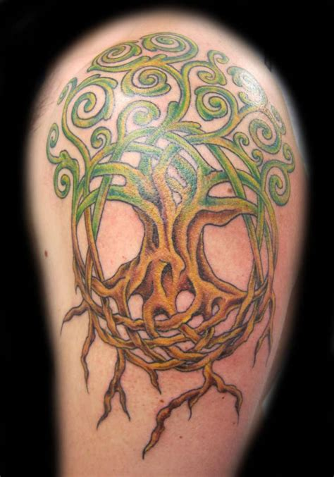 tree of life tattoo for men tree of tattoos for ideas and inspiration for guys