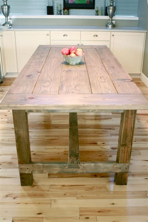 diy kitchen table plans redirecting