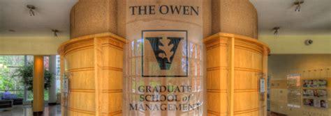 Vanderbilt Owen Mba Employment Report by Alumni Us Vanderbilt Owen Graduate School