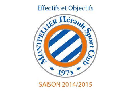 Calendrier Foot Ligue 1 Tunisie 2014 Montpellier Foot Effectif Et Objectifs De La Saison 2014