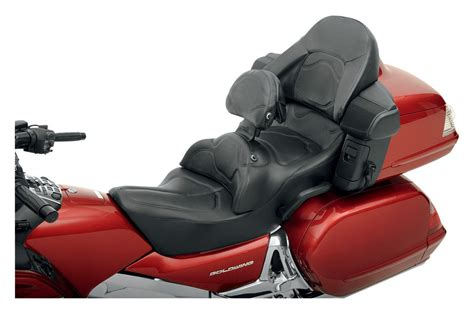 saddlemen road sofa reviews saddlemen road sofa seat honda goldwing 2001 2010 revzilla