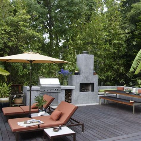 outdoor entertainment area design ideas outdoor braai