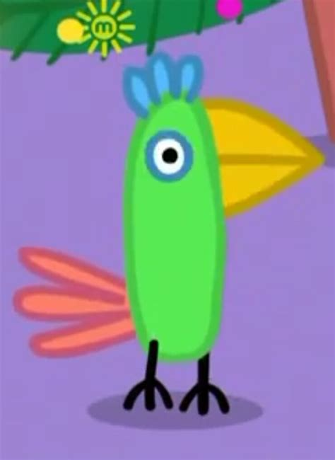 Polly George Does Birds by Polly Parrot Character Peppa Pig Wiki Fandom Powered