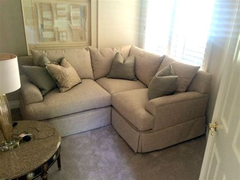 Sofas For Small Entrances Small Spaces Sofa Or Sectional Solutions For Small