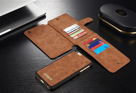 Iphone 6 6s Caseme Leather Wallet Card Flip Cover caseme detachable zipper wallet for iphone 6 plus